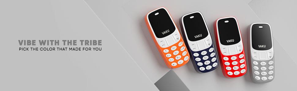 Vaku Luxos Nano Phone