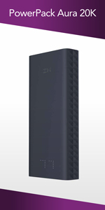PowerPack Aura 20K QB822