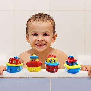 bath toys toddlers boys girls bath toy boy girl kids baby age 1 18 months 2 years old bathtub toy