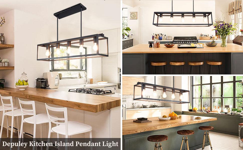Island Light Fixtures
