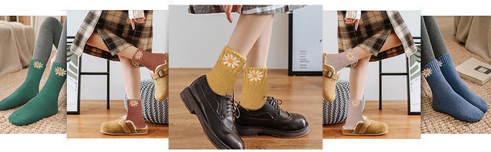 calzini termici da donna