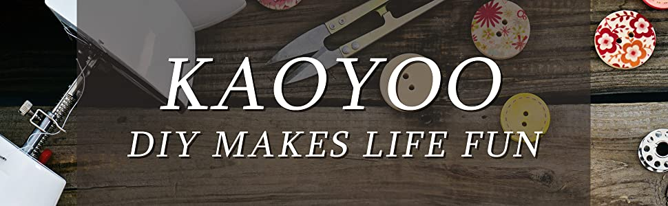 KAOYOO IS A BRAND