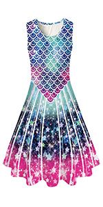 Star Mermaid Dress
