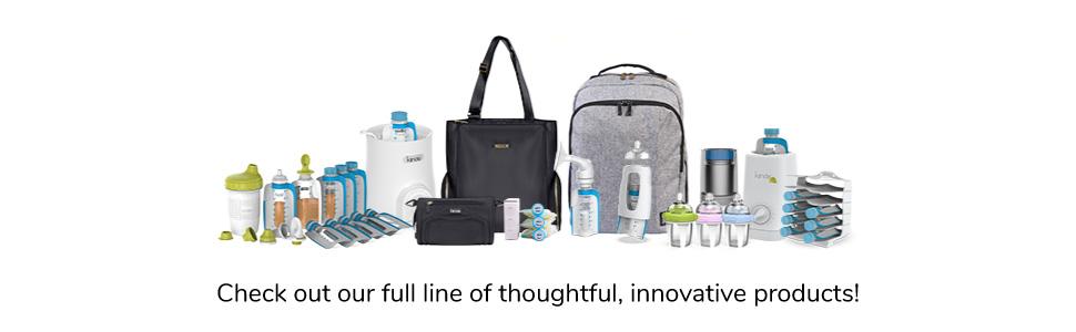 Kiinde lineup of products
