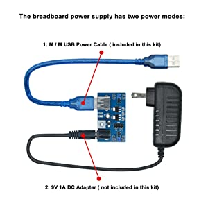 breadbaord power supply
