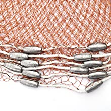 Fishing cast Net for saltwater freshwater throw casting nets atarraya America 4 5 6 7 8 ft foot