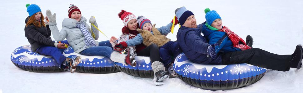 snow sled for kids
