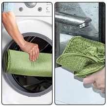 hand washing and machine washable