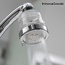 InnovaGoods Ecogrifo con Filtro Purificador de Agua, PP y PC ...