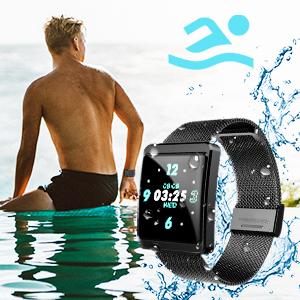 IP67 waterproof watch