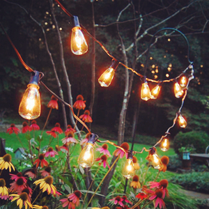 patio lights string string lights indoor