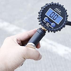 AUTDER Digital Tire Inflator