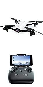 foldable drone with camera