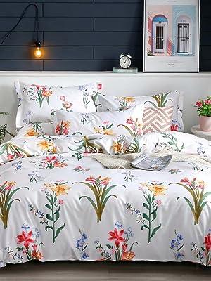 Pattern Printed Bedding Set