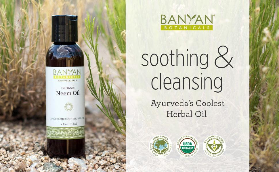 Banyan Botanicals Neem Oil