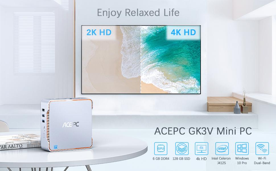 ACEPC Mini PC 6GB RAM