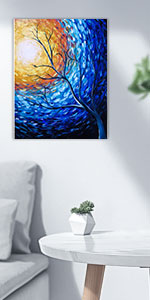 diamond painting kits for adults fall