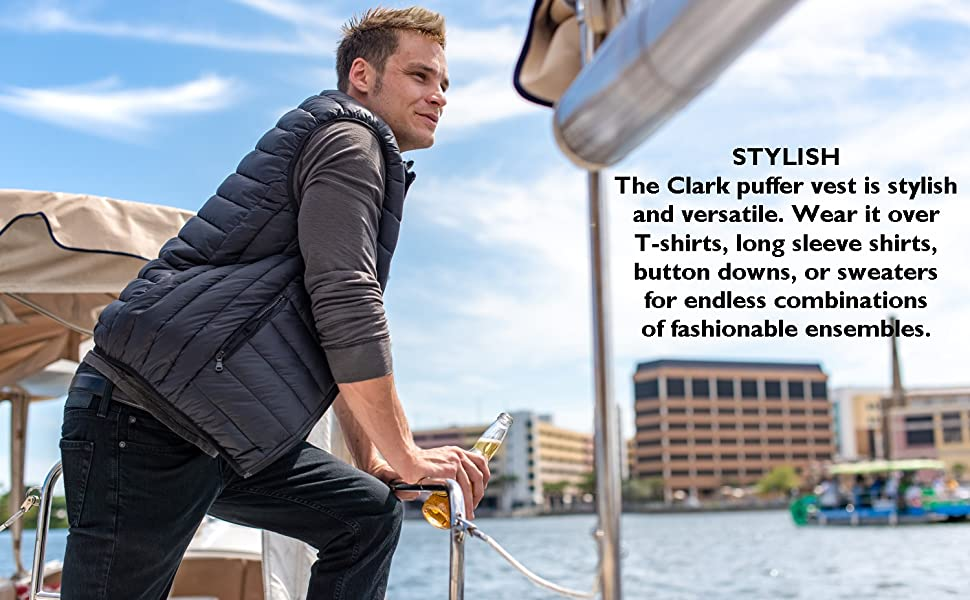 mens lightweight bubble vest puffer jacket mens zipper zip up vest jacket
