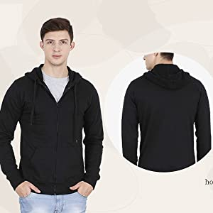 cotton hoodies for men stylish latest