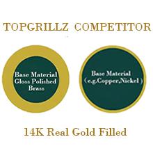 14K Real Gold Filled