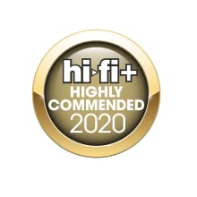 hifi+ highly commended