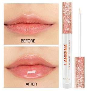Lip Plumper Lip Gloss,Natural Lip Enhancer