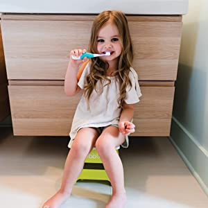 bbluv - sonik- electric ultrasonic kids toothbrush