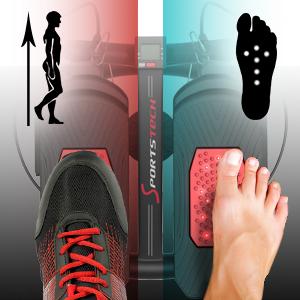 stepper, fitness, antislip, Sportstech STX300, voetreflexzonemassage, hometrainer voeten