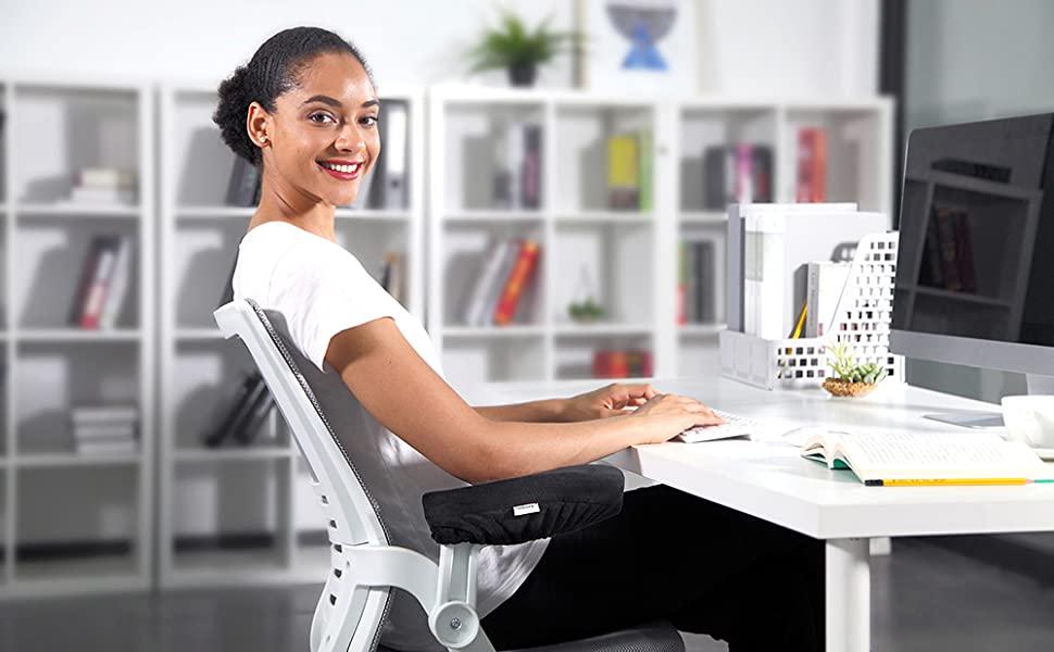 Chair Armrest Covers, Aloudy Chair Arm Pads