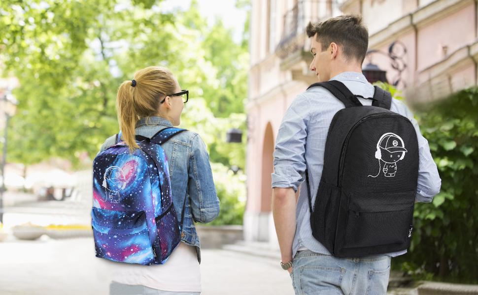 SKL School Bag for Boys Girls