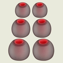 3 Sizes Silicone Eartips