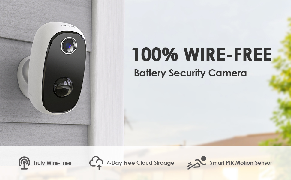 Solar camera security outdoor wireless