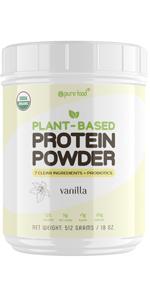 healthiest vanilla protein for sale