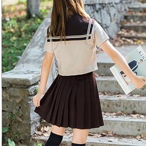 セーラー服 半袖