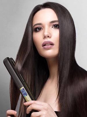 Nano Titanium smooth hair