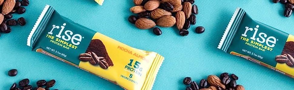 protein bar, whey protein bar, mocha protein bar