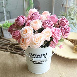 flower arrangements artificial flower bouquet artificial for decoration fall flower arrangements