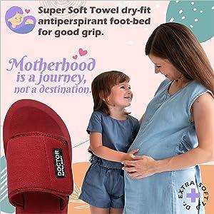 Towel Feel Foot-bed