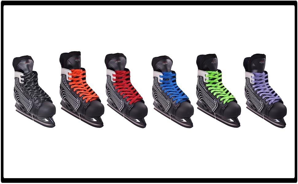 Rollerex inline skate laces roller hockey rollerskate rollerblade skating quad