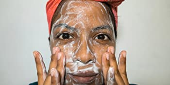 Face bar soap organic natural