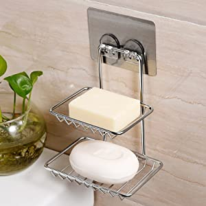 SOAP DISH HOLDER FEATURES