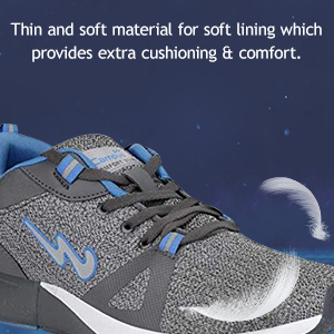 Thin And Soft Material For Soft Lining Which Provides Extra Cushion And Comfort