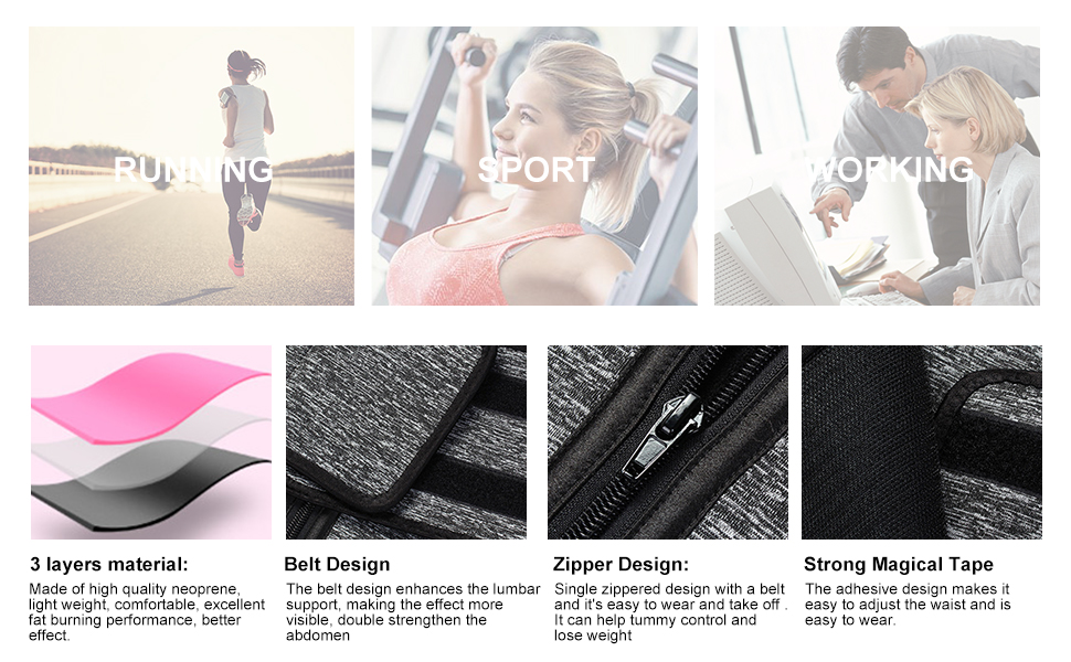 Women's Underbust Latex Corset Body Girdle Waist Trainer Cincher Shapewear Black Breathable