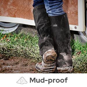 Mud-proof