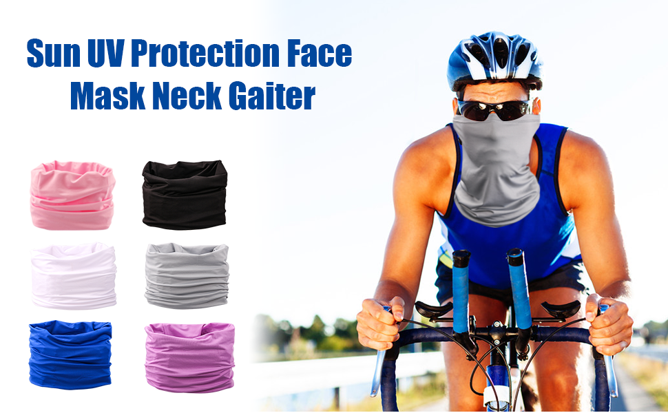 cooling neck gaiter