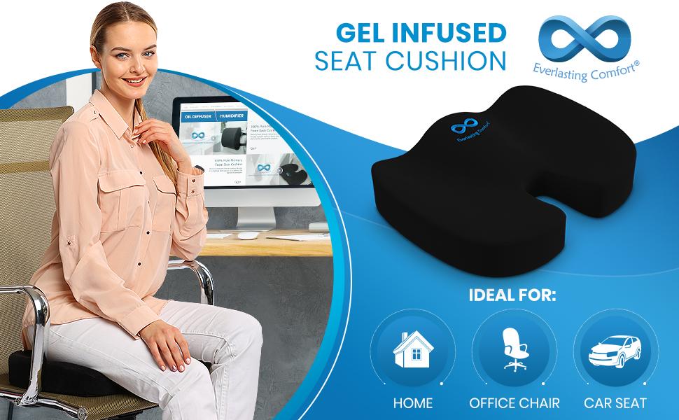 gel infused seat cushion