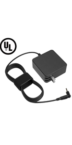 Amazon.com: UL Listed 65W 45W AC Charger for Asus F555 F555L ...