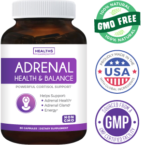 Adrenal Health supplement with Ashwagandha