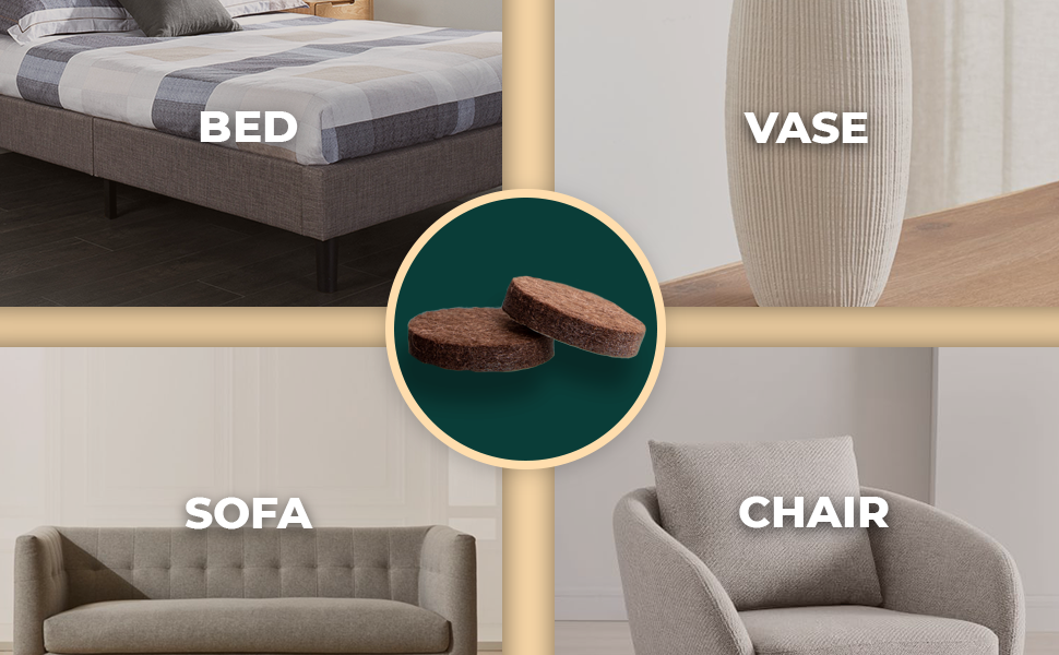 bed vase sofa chair