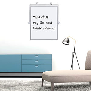 dry erase board with stand calendar white board dry erase sheet mini white board